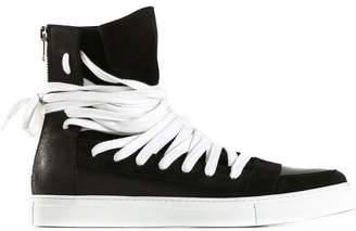 Kris Van Assche hi-top sneakers