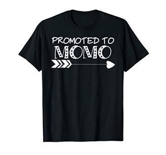 Promoted to Momo T Shirt - Grandmother Shirt