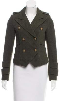 Smythe Wool Military Jacket