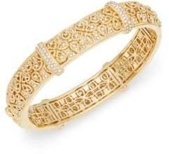 Adriana Orsini Quatrefoil Filigree Bracelet