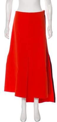 Marni Asymmetrical Maxi Skirt w/ Tags