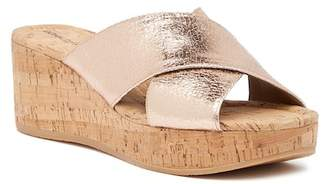 Donald J Pliner Savee Wedge Sandal