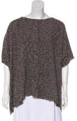 eskandar Textured Oversize Sweater