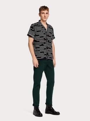 Scotch\U0020\U0026\U0020soda Ralston - Garment Dyed Regular slim fit