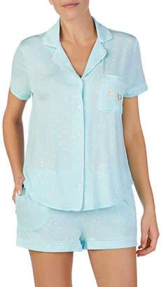 Kate Spade Bridal Shorty Pajama Set