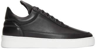 Filling Pieces Black Lane Sneakers