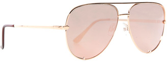 Quay Eyewear x Desi Perkins High Key Sunglasses $60 thestylecure.com