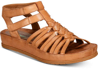 e502d3ab2a46 Bare Traps Baretraps Callia Memory Foam Strappy Sandals Women Shoes