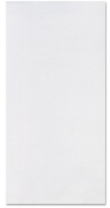 Hoffmaster FashnPoint Guest Towels, 11 1/2 x 15 1/2, White, 100/Pack, 6 Packs/Carton