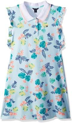 Tommy Hilfiger Big Girls' Sleeveless Dress