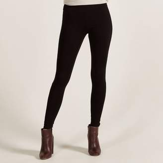 Apricot Black Large Waistband Leggings