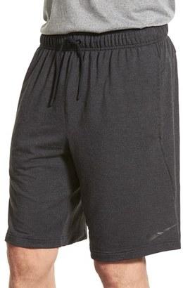 Men's Nike Dri-Fit Fleece Training Shorts $50 thestylecure.com