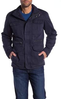 Weatherproof Garment Dye Twill M-65 Jacket
