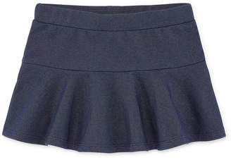 Okie Dokie Girls Midi Skater Skirt - Toddler