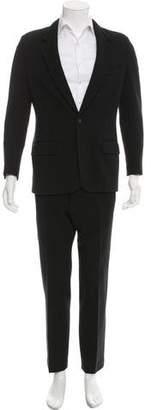 Maison Margiela Wool-Blend One-Button Suit