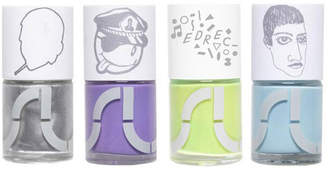 "Uslu Airlines Nail Polish Set ""Riptide"""