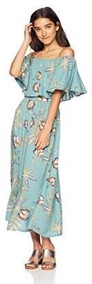 Roxy Junior's Technicolor Sky Dress