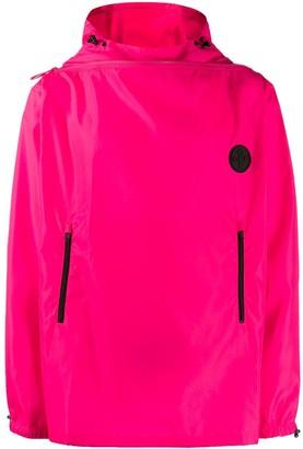 Off-White Packaway rain jacket
