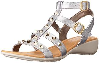 The Flexx Women's Glad I Came Gladiator Sandal