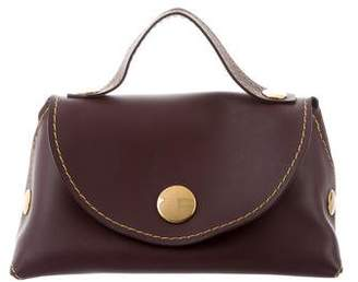 Celine Leather Orb Bag