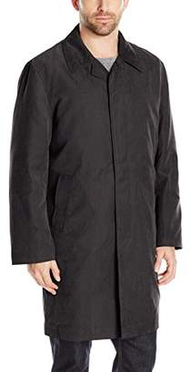 London Fog Men's Durham Rain Coat with Zip-Out Body