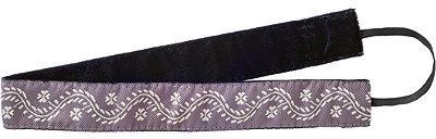 Ulta My Band Gray Dragon Flower No-Slip Headband