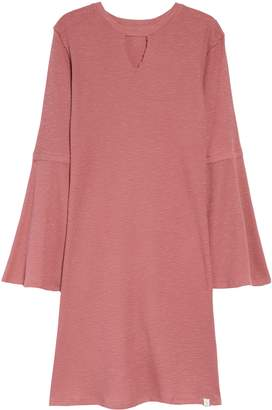 Treasure & Bond Bell Sleeve Thermal Dress