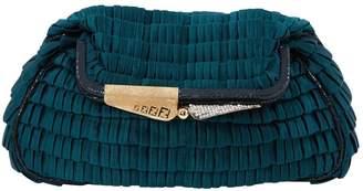 Fendi Silk clutch bag