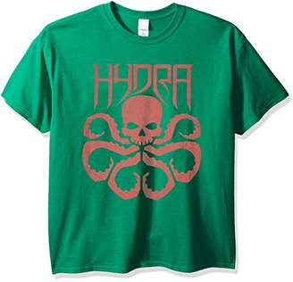 Marvel Men's Hydra Logo T-Shirt