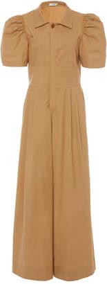 Sea Sienna cotton jumpsuit
