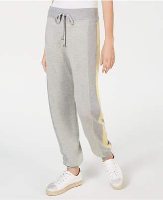 INC International Concepts I.N.C. Varsity-Stripe Sweater Pants, Created for Macy's