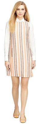 Linen Tank Dress $595 thestylecure.com