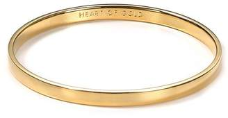 Kate Spade Idiom Heart of Gold Bangle