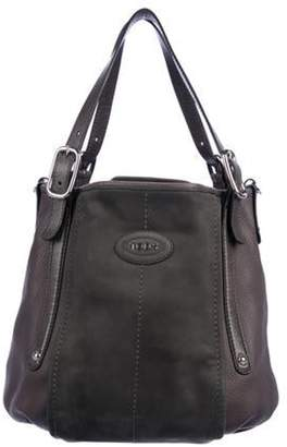 Tod's G-Line Easy Shopping Tote Grey G-Line Easy Shopping Tote