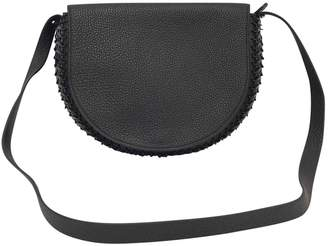 Paco Rabanne Leather crossbody bag