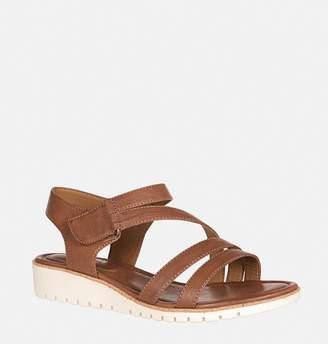Avenue Kylie Strappy Velcro Sandal