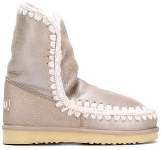 Mou metallic 'Eskimo 24' boots