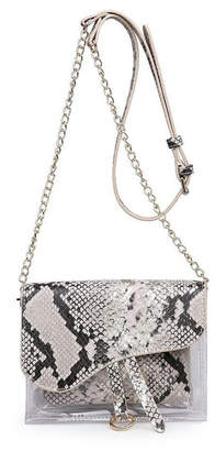 Urban Expressions Rally Clear Bag