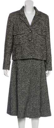 Chanel Paris-Dallas Skirt Suit Black Paris-Dallas Skirt Suit