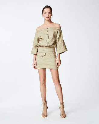 Nicole Miller Eliza Off The Shoulder Dress