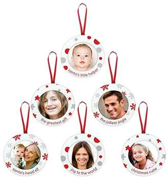 Pearhead Pear Head Family Tree Set Ornament Set