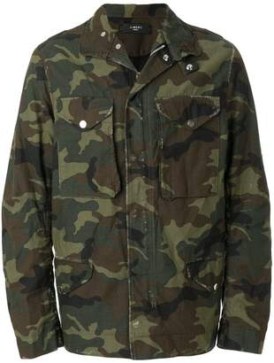 Amiri M65 Camo jacket