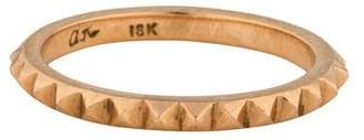 Anita Ko 18K Spike Eternity Band
