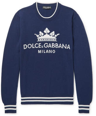Dolce   Gabbana Men s Cashmere Sweaters - ShopStyle 957a9a0f74