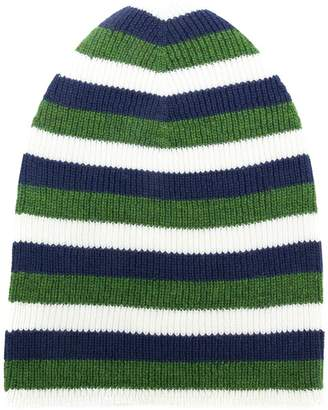 Sonia Rykiel striped beanie hat