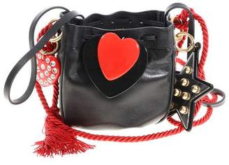 Philosophy di Lorenzo Serafini Heart Applique Shoulder Bag