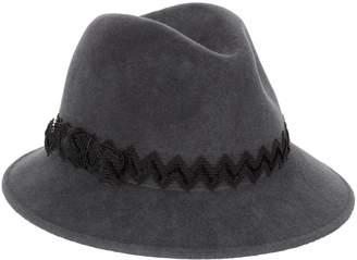 Siggi Velvet Trilby Hat