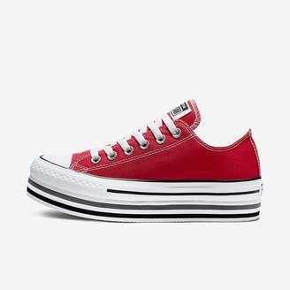 Converse Womens Shoe Chuck Taylor All Star Platform Low Top