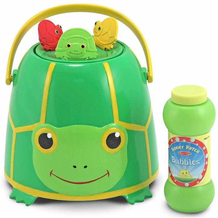 Melissa & Doug Melissa And Doug 6-Pc. Playground Tootle Turtle Bubble Bucket Balls