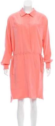 Diane von Furstenberg Silk Rosetta Dress w/ Tags